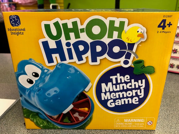 Uh-Oh Hippo!