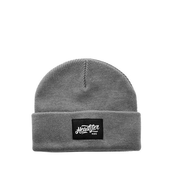 Headster Winter Hat Hipster Grey