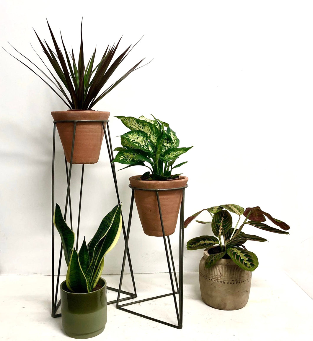 Metal Plant Stand - Large