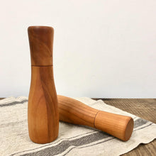 Load image into Gallery viewer, Cherry Wood Pepper Grinder