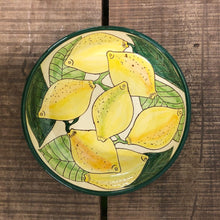 Load image into Gallery viewer, Salad Bowl With Lemons