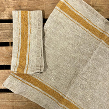 Load image into Gallery viewer, Linen Napkins - Vintage Mustard