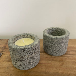 GraniteTea Light Holder