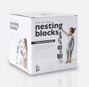 Wee Gallery - Nesting Blocks