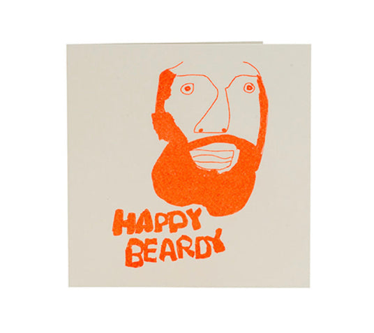 Happy Beardy - Art House