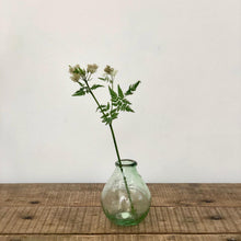 Load image into Gallery viewer, Recycled Glass Vase - Teardrop Shape