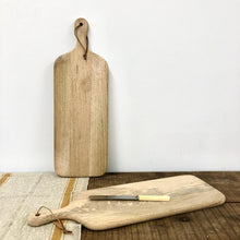 Load image into Gallery viewer, Wood Chopping Board - Mango Wood