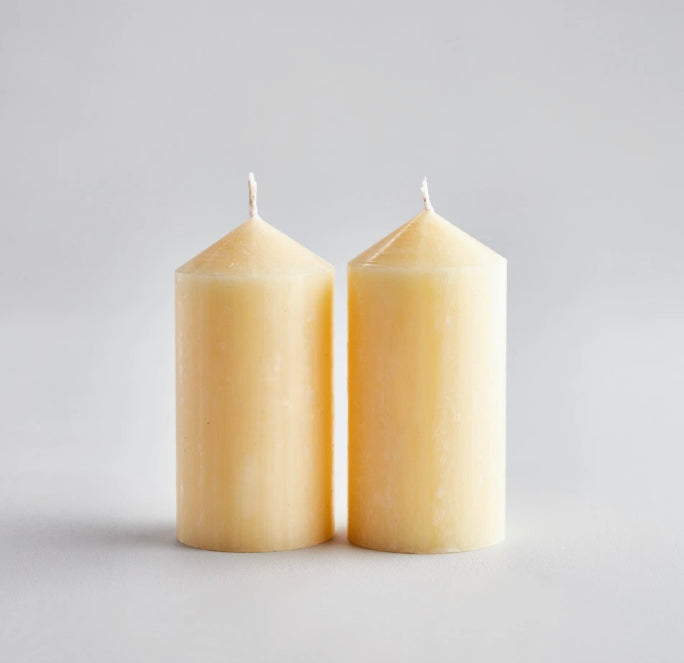 St Eval - Church Candles - pack of 2