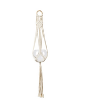 Load image into Gallery viewer, Woodstock Macrame Hanger