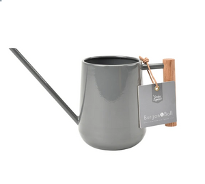 Charcoal Indoor Watering Can