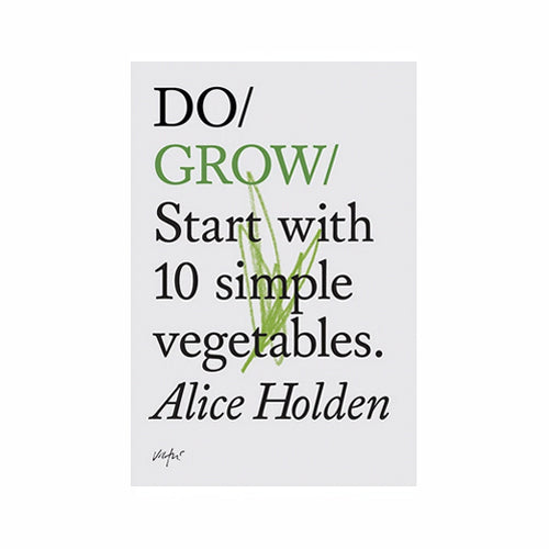 Do Grow - Start with 10 simple vegetables