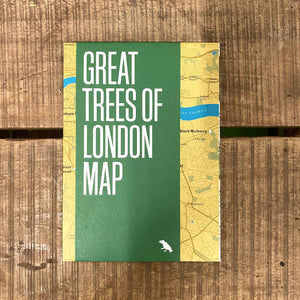 GREAT TREES OF LONDON MAP