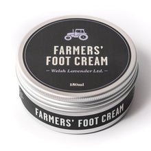 Load image into Gallery viewer, Farmers Foot Cream - Welsh Lavender