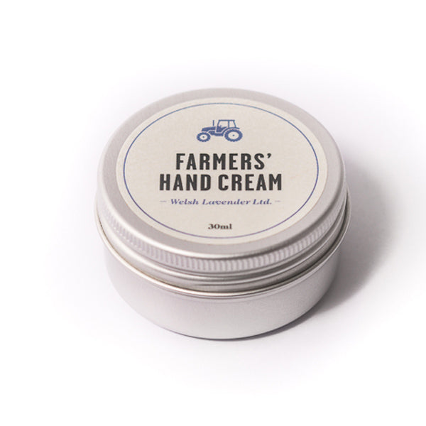 Farmers Hand Cream - Welsh Lavender