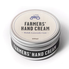 Load image into Gallery viewer, Farmers Hand Cream - Welsh Lavender