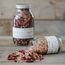 Load image into Gallery viewer, Bath Salts - Geranium, Patchouli and Frankincense