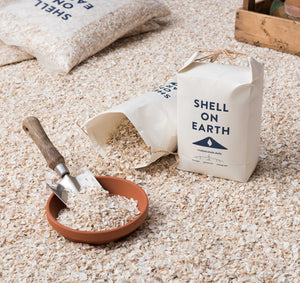 Shell On Earth - Pot dressing / Surface Mulch