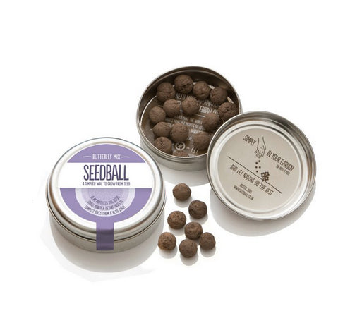 Seedball Butterly Mix