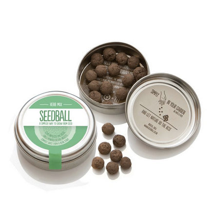 Seedball Herb Mix
