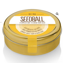 Load image into Gallery viewer, Seedball Bee Mix