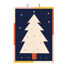 Load image into Gallery viewer, Christmas Tree Advent Calendar