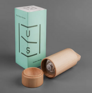 Wood Salt & Pepper Mill