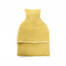 Load image into Gallery viewer, Hot Water Bottle - Sunshine Yellow or Soft Grey