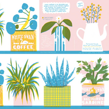 Load image into Gallery viewer, Houseplants Concertina