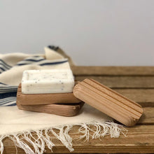 Load image into Gallery viewer, Wooden Soap Dish