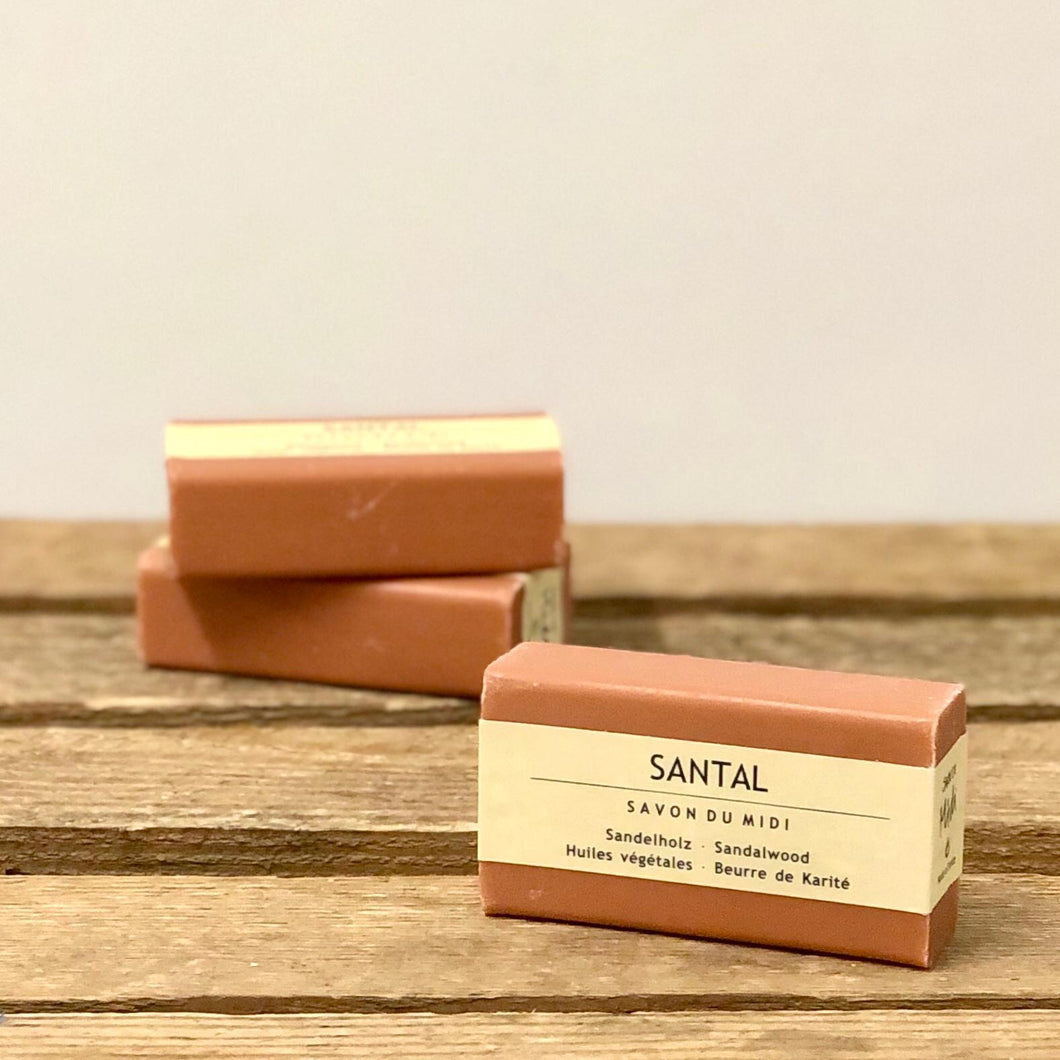 Midi Sandalwood Soap