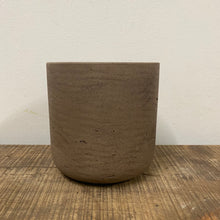 Load image into Gallery viewer, Warm Stone Concrete Pot