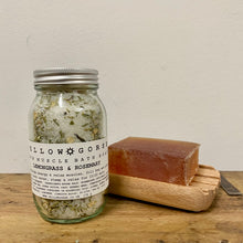 Load image into Gallery viewer, Bath Salts - Rosemary & Lemongrass