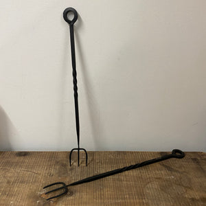 Cast Iron Toasting Fork