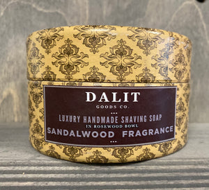 Shaving soap & Box - Dalit