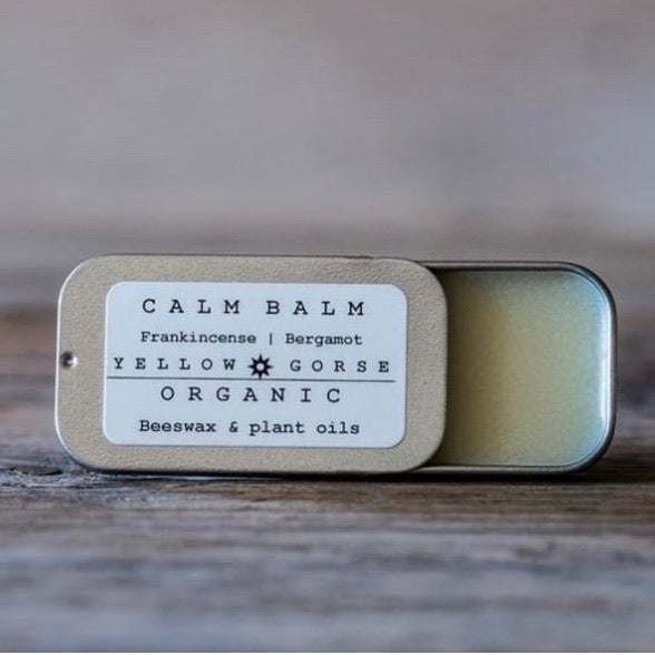 Calm Balm - Yellow Gorse