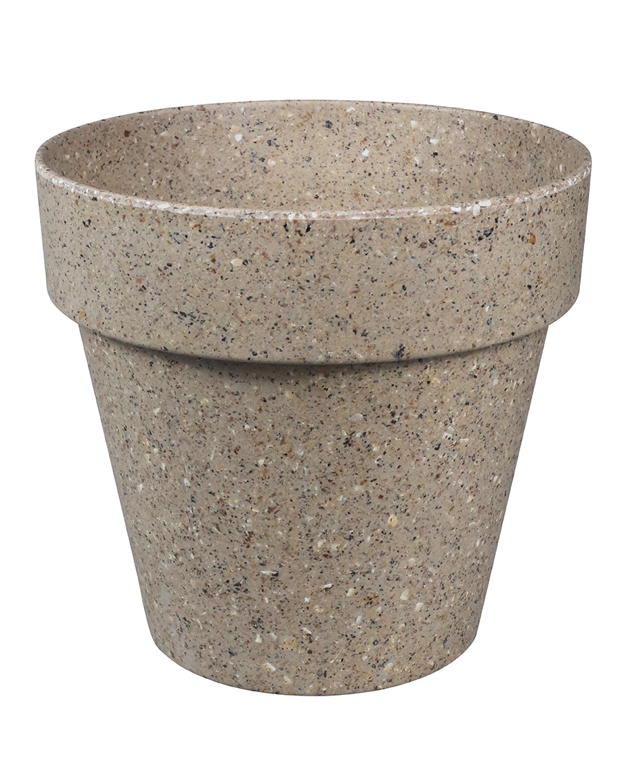 Eco Plant Pot - Large Peanut