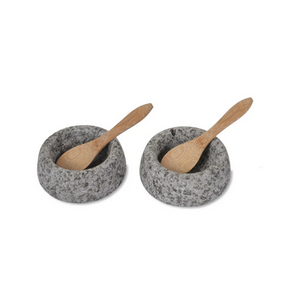 Salt & Pepper Pots - Granite