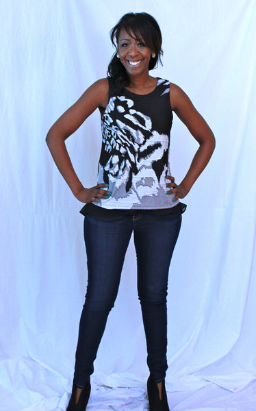 The Paulette Tank - The Walk-in Boutique
