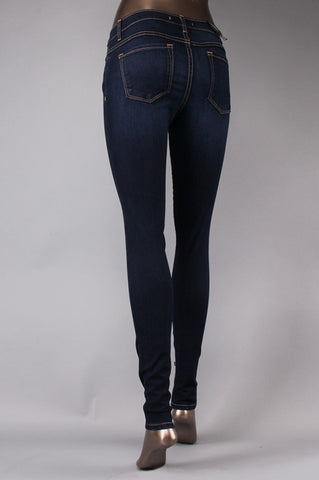 High Waisted Jeggings - The Walk-in Boutique