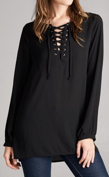 The Mia Blouse - The Walk-in Boutique