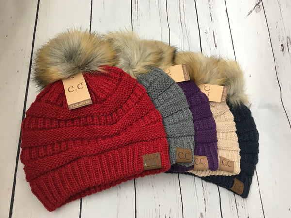 Chloe Beanie - The Walk-in Boutique