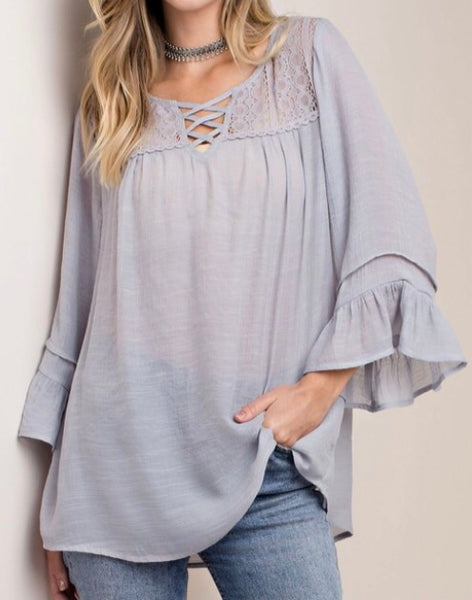 The Brooklyn Blouse