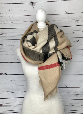 The Keely Scarf - The Walk-in Boutique