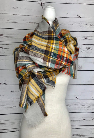 The Elly Scarf - The Walk-in Boutique