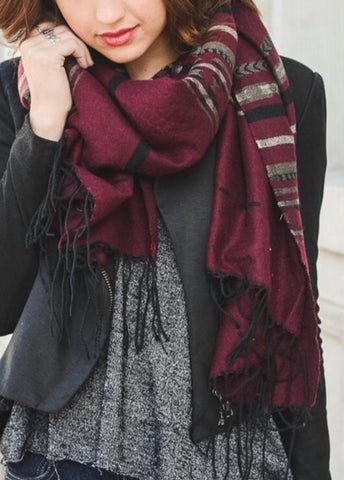 The Sandra Scarf
