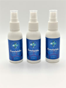 2 oz Coviside Personal Spray (75% Alcohol)
