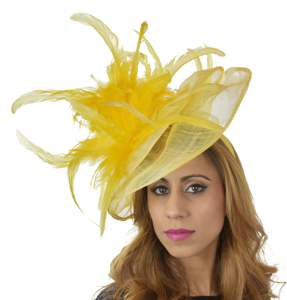 Medium Fascinators