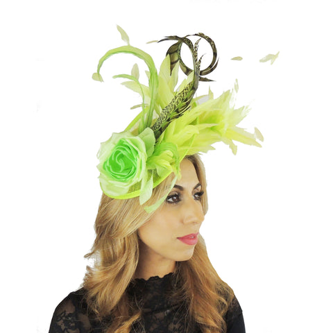 Titania Ascot Fascinator Hat