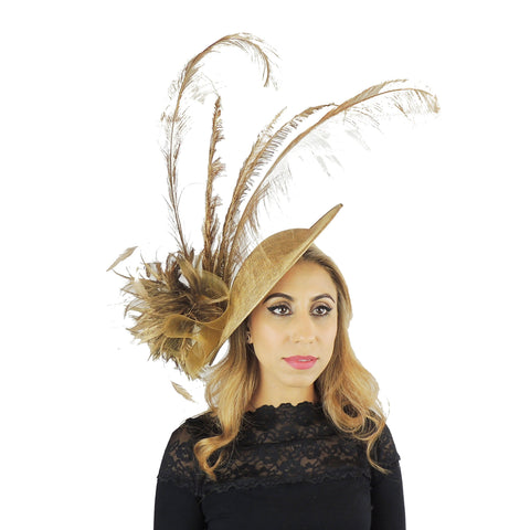 Winnie Fascinator Hat
