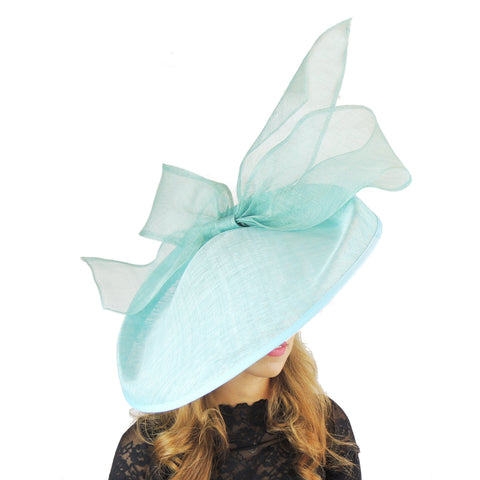 Barn Owl Fascinator Hatinator